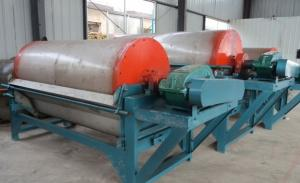 China Handling Magnetic Ore Separator , Wet Magnetic Separator For Iron Ore on sale
