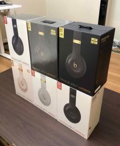 China *Brand New* Beats by Dr. Dre Studio3 Headband Wireless Headphones RED BLUE SHADOW GREY MATTE BLACK WHITE PORCELAIN ROSE on sale