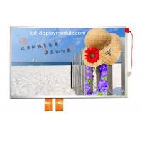 Resistance Touch Screen Mini LCD Screen , 3.3V Digital Interface 800 * 480 TFT LCD Module