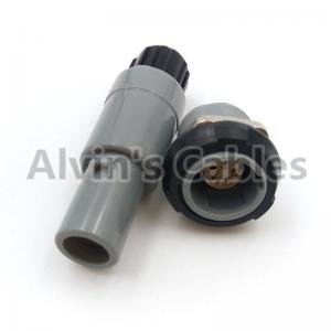 China Plastic LEMO 5 pin connector Plug and socket, 1 P Series PAG / PLG 5 pin, connector power cord, Medical Accessories on sale