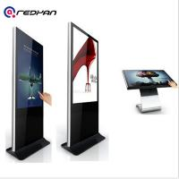 Stand 400 - 450 nits LCD Digital Signage Display , Lcd Advertising Screen Full High Definition