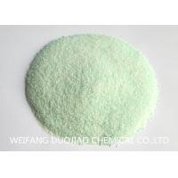 Green Blue Crystal Sewage Treatment Chemicals Industrial Grade Ferrous Sulphate