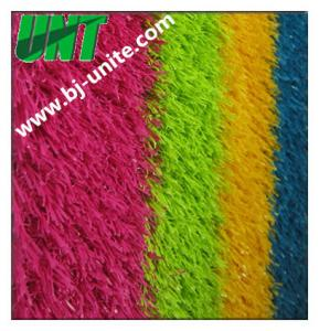 China artificial grass for kindergarten on sale