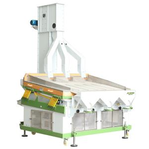 China High quality Removing Stone Machinery Grain Pre-cleaner on sale