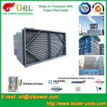 Chaudière APH, type tubulaire circulation naturelle de la bobine de vapeur CFB de préchauffeur d'air