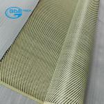 tela híbrida de Kevlar del carbono, tela impermeable de la fibra de carbono de la tela 3K de GDE Kevlar, TELA de la FIBRA de KEVLAR