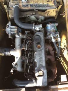 Cat E70B Japanese Engine Parts Used Original Japan Excavator