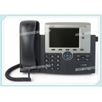 China CP-7945G Cisco Voip Telephone Two Line Cisco Phone System Color Display on sale
