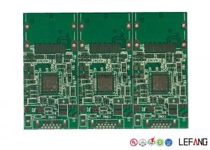 China 1.0mm 4 Layers Contract Manufacturing PCB Assembly , Lead Free HASL HDI PCB on sale