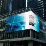 60% Energy Saving Fixed Outdoor Billboard P10 Led Display Screens