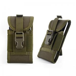 China Molle Tactical Single Pistol Mag Pouch , Cell Phone Shoulder Holster on sale