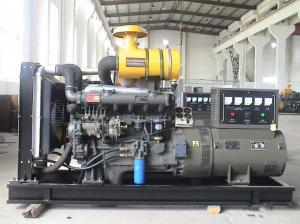 China Generator factory    100kw  silent  diesel generator set  with key start  hot sell on sale