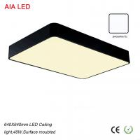 China 48W 640x640mm contemporary and good price indoor LED Ceiling light on sale