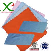 China Scratch Free Microfiber Screen Cleaning Cloth on sale