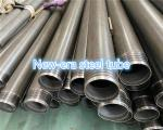 Good Torsional Property Precision Steel Tube Rock Drilling Pipes For Mining Exploration