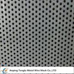 Nickel 201 Perforated Metal Mesh|Polished Mesh By Nickel Sheet Punched to Various Hole Shape