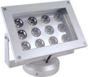 China Pure Spectrum 90% LED Luminaire Efficiency Outdoor Flood Light Fixture on sale
