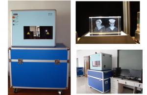 China High Resolution Glass Laser Engraving Machine 532nm Green Laser Machine 3D on sale