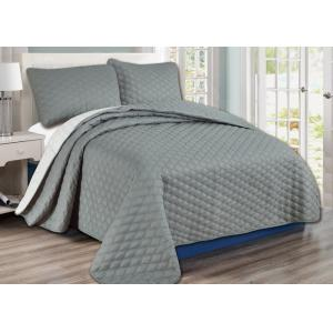 Quality 100%Cotton Washable Durable Bed Spread Sets With Comforter / Pillow Case / Pillow Sham for sale