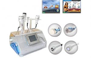 China High Power Ultrasonic Cavitation Slimming Machines For Lymphatic Drainage on sale