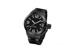 China Stainless Steel Durable Waterproof Watches , Mens Black Waterproof Watch on sale