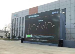 China P10 Outdoor Full Color LED Display Video Screen , SMD LED Display Screen on sale