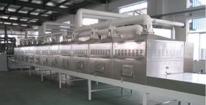 China Microwave Garlic Slice Dryer on sale