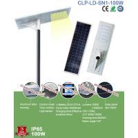 Energy Saving High Power 100W LED Road Light Wireless Control System