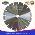 Customized Size Diamond Concrete Saw Blades For Reinforced Concrete Cutting 105-600mm