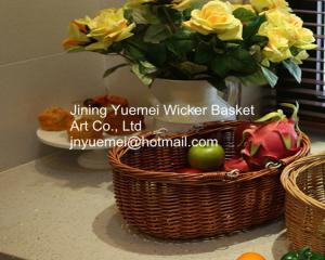 China 2016 wicker picnic basket wicker storage basket wicker wicker baskets on sale