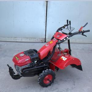 China mini gasoline power tiller farm cultivator garden mini tiller ,walking tractor with trailer, micro tillage machine on sale