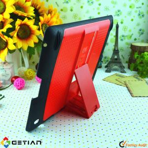 China Smart Apple iPad Protective Cases / Red Tablet Accessory for iPad Mini on sale
