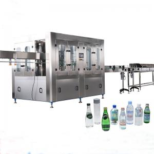 China 160ml/S Champagne 96mm Glass Bottle Filling Machine on sale