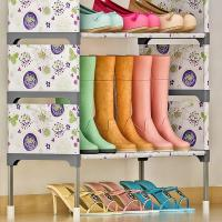 Portable Easy Assembled Shoe Rack Stand Holder