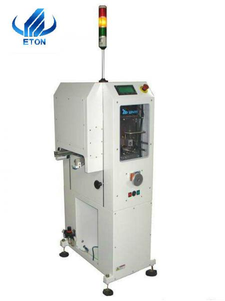 PCB board single rail cleaner For SMT machine With Transfer