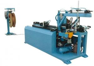 China Brass / Copper Integrated CNC Tube Bending Machine For Cutting , End Forming on sale