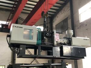 China 530T Auto Injection Molding Machine 10-15 Cartoon/Min For Make Small Chair on sale
