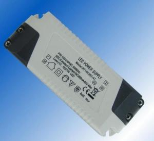 China 21W 700Ma Constant Current Led Driver / Led strip Power Supply 12V on sale