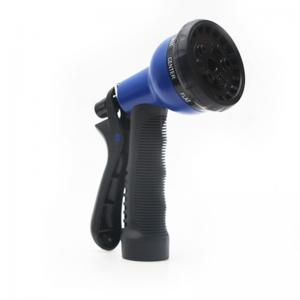 China High Pressure Pipe Cleaning Garden Hose Nozzle Sprayer ABS Plastic Material on sale