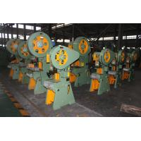 High Speed Eccentric Press Machines For Sheet Metal User - Friendly Control