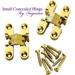 cupboard small concealed hinge SOSS Invisible Hinge Jewelry Box Hinge