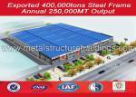 Fast Construction Large Storage Metal Workshop Buildings Astm Long Using Life