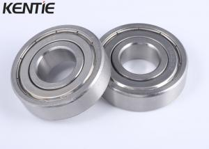 China 6305 Stainless Steel Single Row Ball Bearing , Grooved Ball Bearing Compact Structure on sale