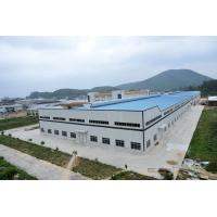 China Prefabricated Light Steel Structure Steel Frame Building Construction Metal Workshop Warehouse on sale