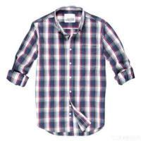 China Mens Check Shirts on sale