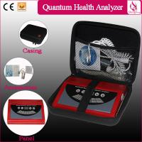 Quantum resonance magnetic analyzer for people health detect in mini size