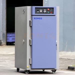 China Hot Air Circulation Drying Oven / Tray Dryer / Vacuum Drying Machine Stably Test on sale