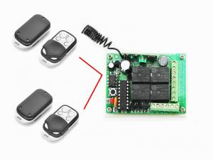 China RF Wireless Transmitter Remote Control 433MHz! on sale