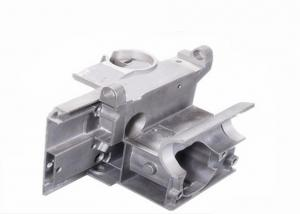 China High Precision Aluminium Die Castings Zinc Die Casting Silver on sale