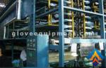 latex labor gloves making machine